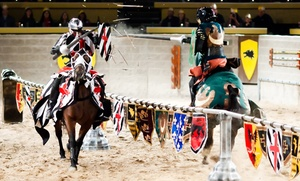 Medieval Times: Medieval Times — Tournament Show and Dinner with Optional VIP Package Through August 30