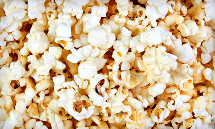 I Love Popcorn - McKinney: Dallas Cowboys Popcorn Tin or $6 for $12 Worth of Gourmet Popcorn at I Love Popcorn in McKinney