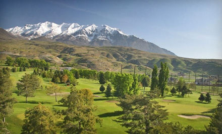 Golf Outing for 1 - Cascade Golf Center in Orem