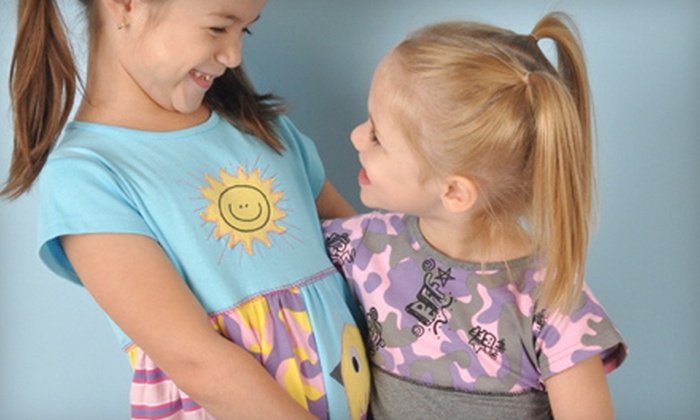 Pixyworld & South Street: $25 for $50 Worth of Girls' Clothing and Accessories from Pixyworld or South Street