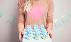 Unique Designer's Cake: 25% Off 1 Dozen Halloween Cupcakes at Unique Designer's Cake