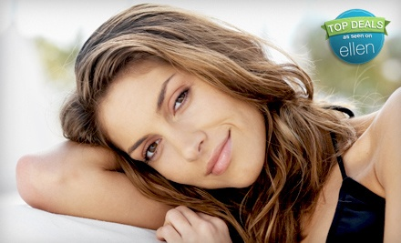 2 Fotofacial Treatments on 1 Area  - American Laser Med Spa in Midland