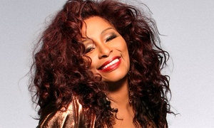 Chaka Khan: Chaka Khan on Friday, February 19, at 9 p.m.