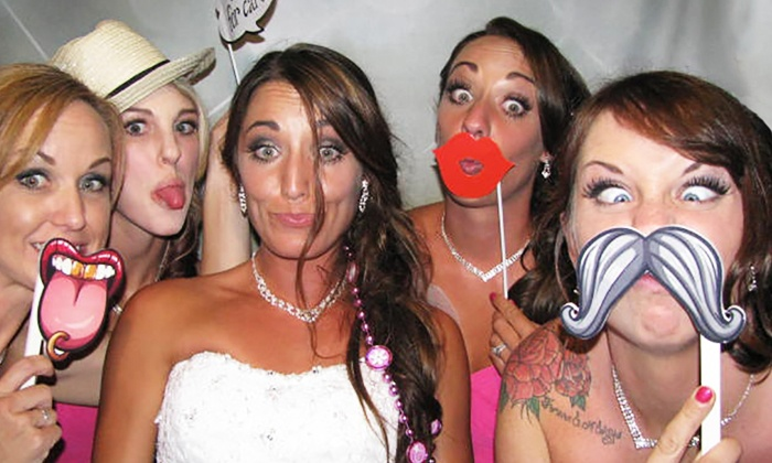 KMH Photography Services Inc. - KMH Photography Services & The Picture Booth: Two- or Four-Hour Photo Booth Rental from The Picture Booth (Up to 75% Off)