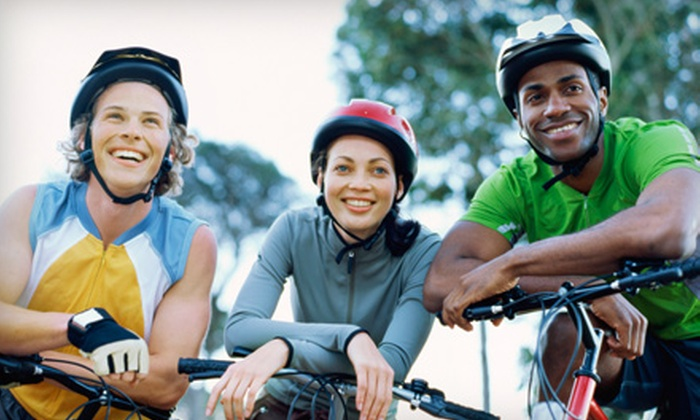 Bikes and Hikes LA - West Hollywood: City or Celebrity Homes Bike Tours for Up to Four People from Bikes and Hikes in West Hollywood