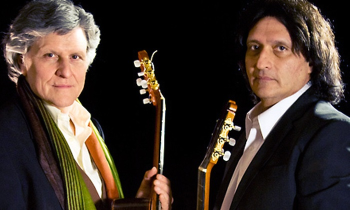 Strunz & Farah - East London: $30 for One Ticket to See Strunz & Farah at Aeolian Hall on Saturday, March 17, at 8 p.m. (Up to $54 Value)