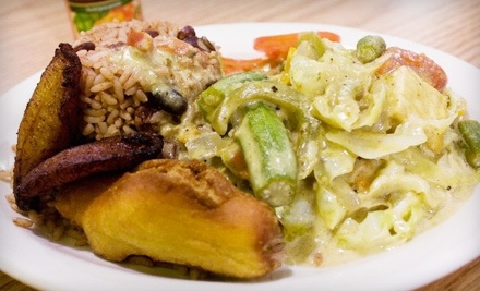 Simma Down Caribbean Cafe: $10 Groupon for Lunch - Simma Down Caribbean Cafe in Asheville