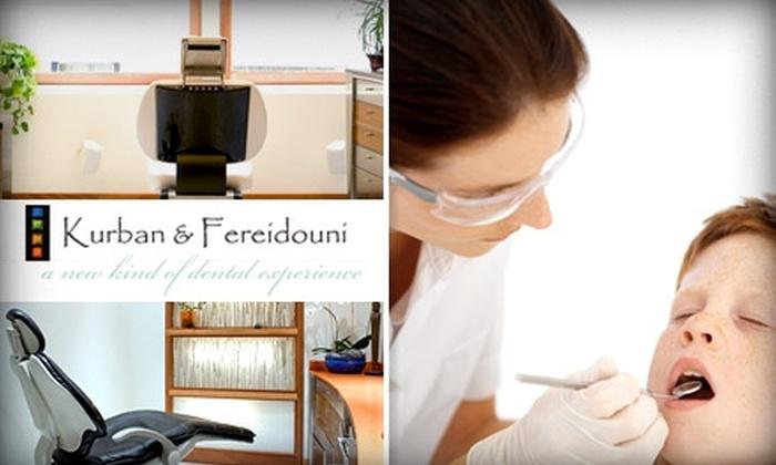 KurbanFereidouni.com - Back Bay: $49 for a Cleaning, Exam, and Panoramic X-Ray at Kurban & Fereidouni Dental Spa ($453 Value)