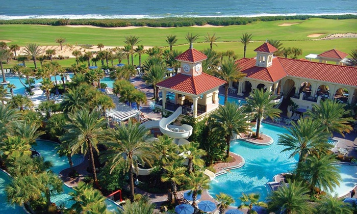 Oceanside Getaway At Palatial Hammock Beach Resort