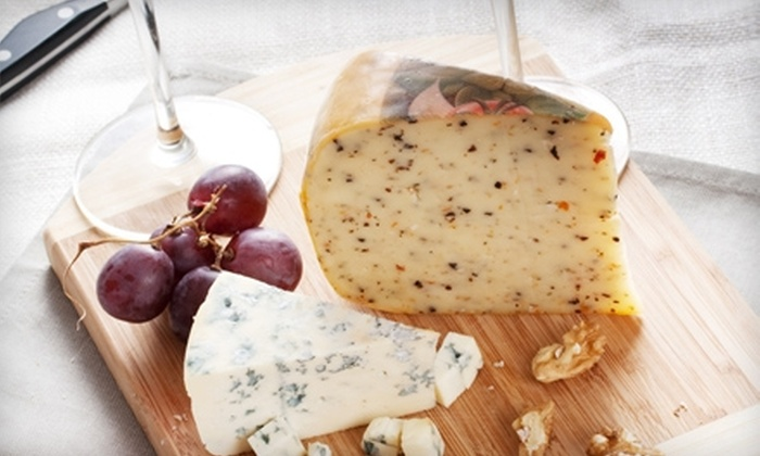 CrossRoads Winery - Little Elm: $10 for $20 Worth of Appetizers at CrossRoads Winery in Frisco
