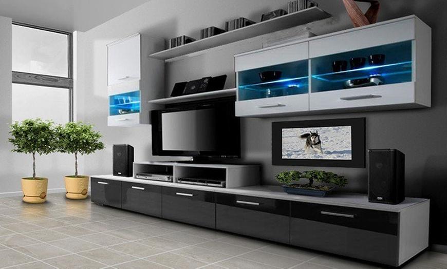 Soggiorni Design Componibili Groupon Goods