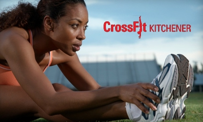 CrossFit Kitchener - King East: $68 for a 10 Class Pass to CrossFit Kitchener ($170 Value)