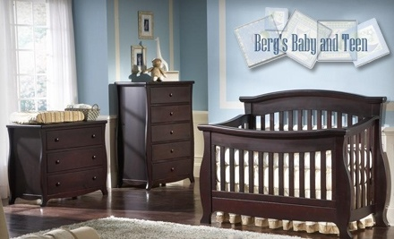 Berg's Baby & Teen Furniture: $100 Groupon for Baby and Teen Furniture  - Berg's Baby & Teen Furniture in Willoughby Hills