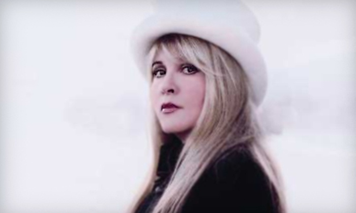 Stevie Nicks - Town Center: One Ticket to See Stevie Nicks with Special Guest Michael Grimm at the Cynthia Woods Mitchell Pavilion in The Woodlands on August 13 at 8 p.m.