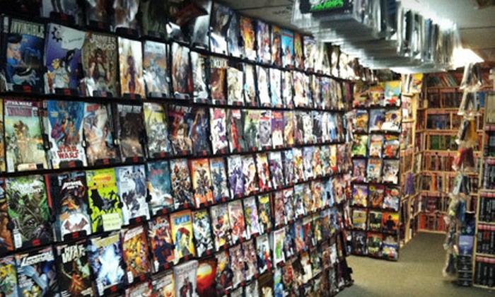 Matt's Sportscards & Comics - Sherwood Manor: $15 for $30 Worth of Comic Books, Trading Cards, and Action Figures at Matt's Sportscards & Comics in Enfield