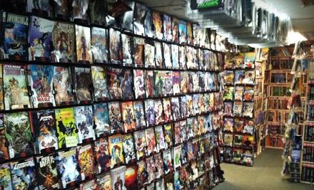 $30 Groupon to Matt's Sportscards & Comics - Matt's Sportscards & Comics in Enfield