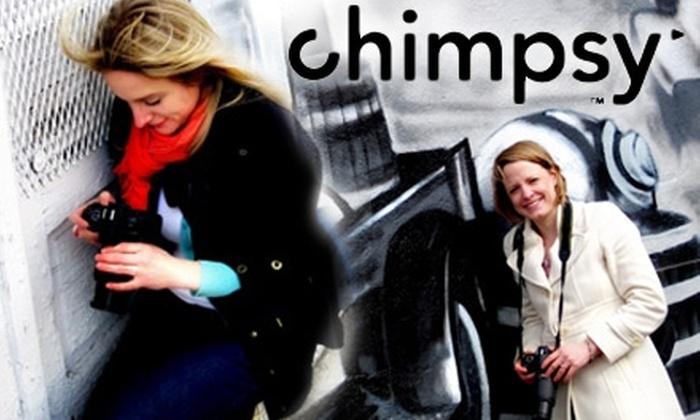 Chimpsy Photo Fieldtrips - Nashville-Davidson metropolitan government (balance): $49 for a Photography Fieldtrip from Chimpsy Photo Fieldtrips ($125 Value)