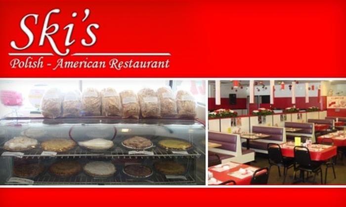 Ski's Polish-American Restaurant  - Sylvania: $4 for $8 Worth of Authentic Polish Breakfast or Lunch Fare at Ski's Polish-American Restaurant (or $6 for $12 Worth of Dinner)