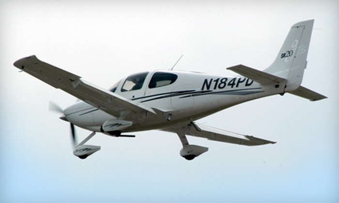 Empire Flight Academy - East Farmingdale: $175 for a Two-Hour Introductory Flight Lesson from Empire Flight Academy in Farmingdale ($349 Value)