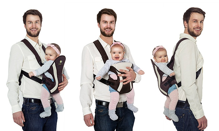 Porte-bébé KinderKraft   Groupon 6cf55fedc98