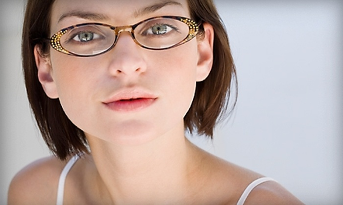 Eye Desire Eyecare and Optical Boutique - City Center: $49 for $200 Toward Designer Prescription Eyewear at Eye Desire Eyecare and Optical Boutique