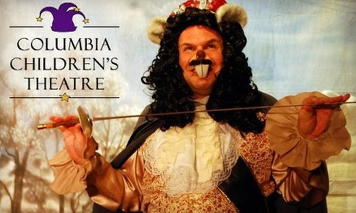 Columbia Children's Theatre - Druid Hills: $24 for a Six-Ticket FlexPass to Columbia Children's Theatre's 2010–11 Mainstage Season ($48 Value)