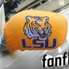 fanflags: $8 for Pair of Saints or LSU Side Mirror Covers from Fanflags ($15.95 Value)