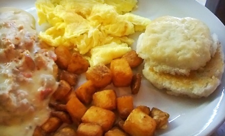 $30 Groupon for American Fare and Drinks for 2 - Silvertip Grill in Girdwood