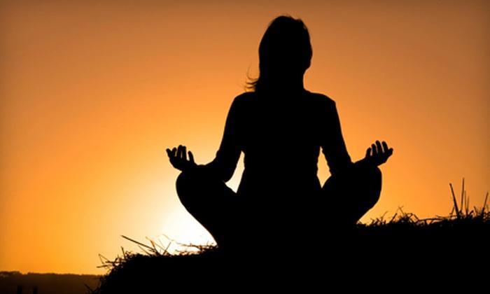 Yoga Central - La Quinta: $25 for Five Classes at Yoga Central in La Quinta ($75 Value)