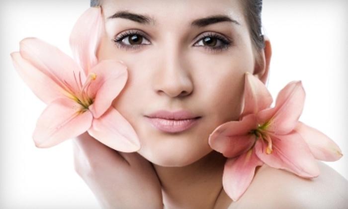 All About You Medical Spa - Tudor Area: Skincare Packages at All About You Medical Spa. Three Options Available.