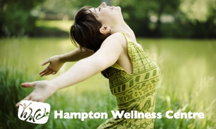 Hampton Wellness Centre - Ottawa: $39 for a Wellness Checkup and Chiropractic Adjustment at Hampton Wellness Centre ($217 Value)