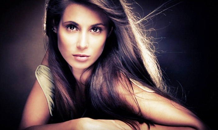 Eco Chic Salon - Irvine Business Complex: $99 for a Coppola Keratin Hair-Smoothing Treatment at Eco Chic Salon in Irvine ($350 Value)
