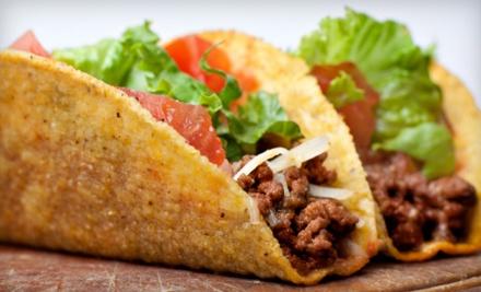 $20 Groupon to Pepper's Burrito Grill - Pepper's Burrito Grill in Miami Beach