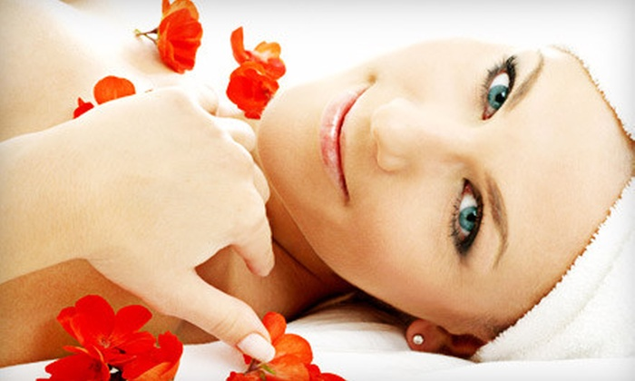A New Beginning Massage & Bodywork - Snohomish: Holiday Massage or Facial Spa Packages Including Peppermint Scrub at A New Beginning Massage & Bodywork in Snohomish (Up to $135 Value)