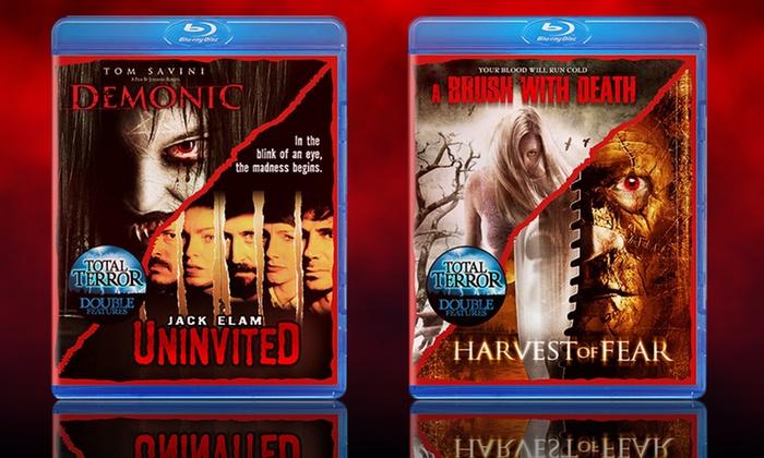 Total Terror Blu-ray Bundle: $8.99 for a Total Terror Blu-ray Bundle ($29.96 List Price). Free Returns.