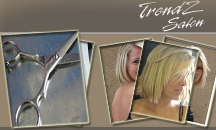 Trendz Salon  - Northwest Austin: $20 for $40 Worth of Services at Trendz Salon