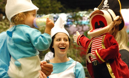$150 for a One-Year Family Membership to Please Touch Museum and Elmwood Park Zoo ($285 Value)