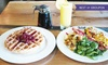 The Knife Restaurant- Virginia - Lake Ridge: Argentinian Brunch for Two or Four at The Knife Restaurant (Up to 28% Off)