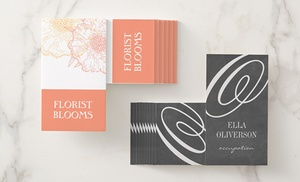 Zazzle up to 55 off personalized business cards groupon 100 or 200 standard semi gloss or premium thick personalized business cards from zazzle up to 55 off colourmoves