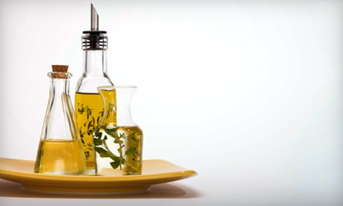 Florida Olive Oil - Naples: $10 for $20 Worth of Olive Oil and Vinegar at Florida Olive Oil