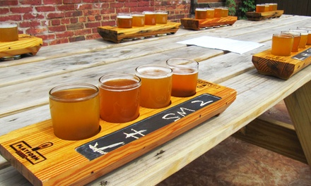 Brew Bus Tour for 2, 4, or Up to 10 People from Cleveland Brew Bus (Up to 50% Off)