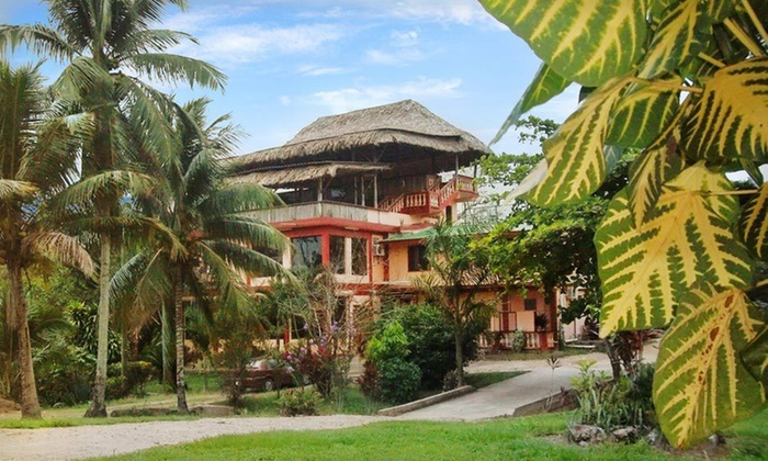 Macaroni Hill View Hotel - Belize: Three-, Four-, or Five-Night Stay with Airport Transfer and Option for Tour Credit at Macaroni Hill View Hotel in Belize