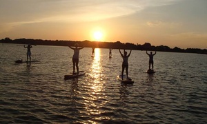 Upper Tampa Bay Paddle Sports: $20 for $40 Worth of Paddleboarding — Upper Tampa Bay Paddle Sports