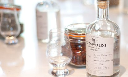 image for Gin and Whisky Distillery Tour For Two at Cotswold Distillery (50% Off)