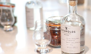 Cotswolds Distillery: Gin and Whisky Distillery Tour For Two at Cotswold Distillery (50% Off)