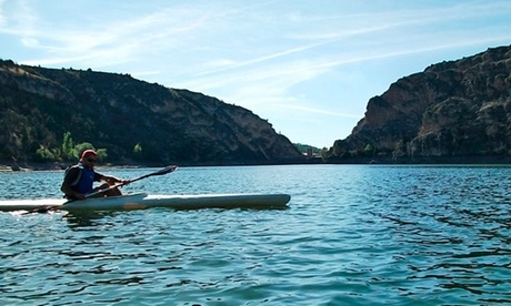 Descenso en canoa por las Hoces del Duratón para dos o cuatro personas desde 22,90 €
