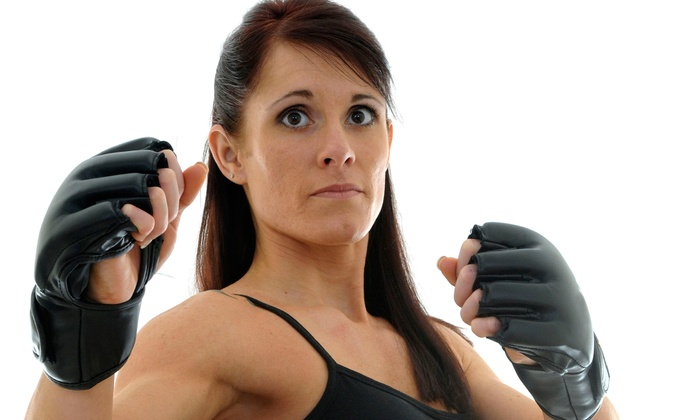 Concrete Knuckles - Ronkonkoma: Five-Week Women's Body Challenge at Concrete Knuckles (Up to 61% Off)