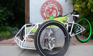 Tadpole Pedicabs: Three-Hour Pedicab Ride to Three Breweries for Two or Four (50% Off)
