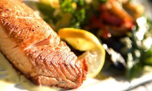Chef Jono: Gourmet Four-Course Meal Served at Home for Two or Four from Chef Jono (Up to 61% Off)