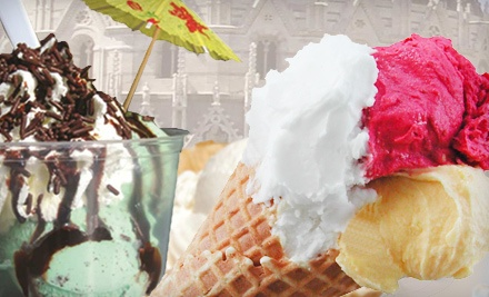 3 Scoops of Gelato (up to a $15 value) - Gelato Cafe in Las Vegas
